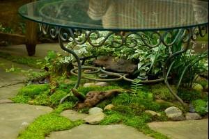Мейнстрим сезона: декоративный мох в интерьере